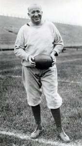 Knute Rockne: His life provides timeless lessons about life and football.