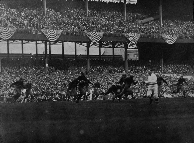 Notre Dame vs. Army at the Polo Grounds, 1924