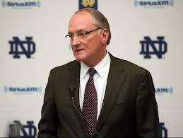 ND Athletic Director Jack Swarbrick