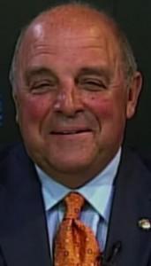 Wisconsin's Barry Alvarez was defensive coordinator and associate head coach under Lou Holtz at Notre Dame.